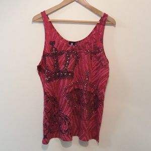 Rock and Republic New Without Tags Tank L